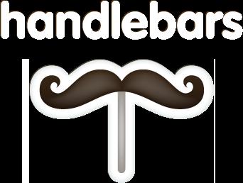 Handlebars.js mustache logo